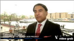 Satinder Bindra, Director of The Seabed 2030 Project