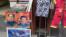 中国街头出售的面孔可以变换的毛泽东和习近平像