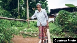 HelpAge International says many older people face increased risk from natural and man-made disasters. (Credit: HelpAge)
