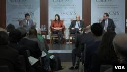 9일 미국 워싱턴 전략국제문제연구소(CSIS)에서 '미-일 동맹과 안보' 토론회가 열렸다.