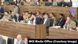 د افغانستان جمهوري ریاست ټاکنو لپاره د تلې شپږمه ورځ په پام کې نیول شوې ده.