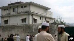Kuća u Abbot Abadu, Pakistan u kojoj je u akciji američkih elitnih jedinica ubijen Bin Laden
