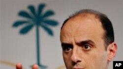 Saudi Ambassador Adel al-Jubier