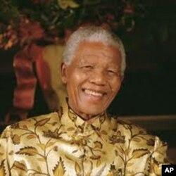 前南非總統曼德拉 (資料照片)