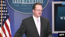 Phát ngôn viên Tòa Bạch Ốc Robert Gibbs nói Hoa Kỳ đã trình bày quan tâm của mình với chính phủ Syria