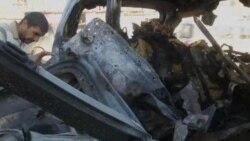 حملات تروريستی به محله های شيعه نشين در بغداد
