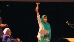 Malala Yousafzai Wins EU's Top Human Rights Honor