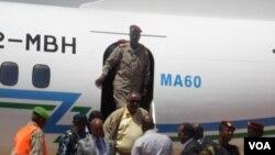 Sawirro: Safarka Beledweyne ee Madaxda Djibouti & Somalia