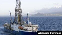 Tàu khoan thăm dò JOIDES Resolution