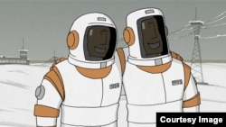 Кадр из фильма «Мы не можем жить без космоса» Courtesy photo