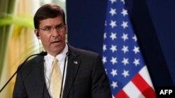 Visite surprise du secrétaire américain à la Défense à Kaboul en Afghanistan