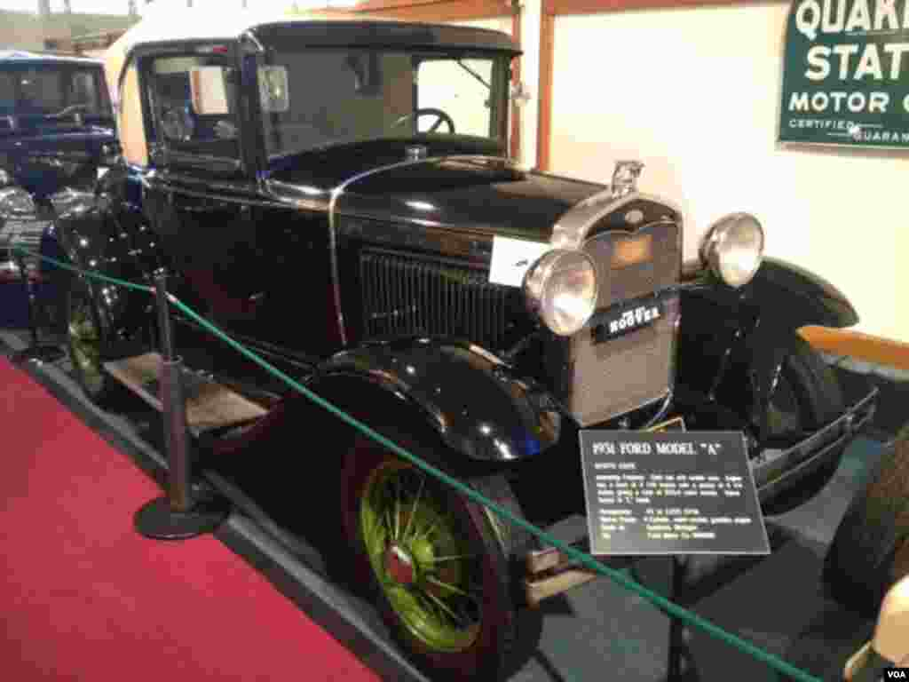 """Ford Model """"A"""" - 1931"""