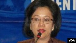 Menteri Negara PPN/ Kepala Bappenas, Armida Alisjahbana