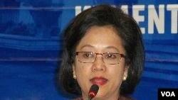 Menteri Negara PPN/ Kepala Bappenas, Armida Alisjahbana membantah Indonesia sebagai negara gagal (foto: dok).