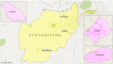 Kabul, Kandahar, and Kunduz, Afghanistan