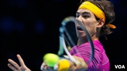 El tenista español Rafael Nadal consiguió consolidar su diferencia con Djokovic, para mantenerse como número 1 del mundo.