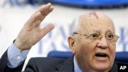 戈爾巴喬夫慶祝八十歲生日。