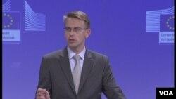 Peter Stano, portparol Komesarijata za proširenje EU