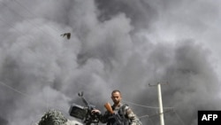 حمله طالبان در افغانستان پس از دیدار اوباما