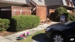 2015年2月11日北卡罗来纳州三个穆斯林遇难的公寓楼