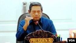 Presiden Susilo Bambang Yudhoyono (Foto: dok).