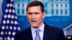 Michael Flynn, asesor de seguridad nacional del presidente Donald Trump, criticó enérgicamente el comportamiento de Irán en sus primeras declaraciones públicas desde que Trump tomó el cargo.