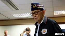 Cựu tổng thống Philippines Fidel Ramos.