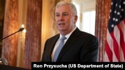 جان ابیزید، سفیر آمریکا در عربستان سعودی