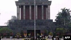 Lăng Hồ Chí Minh tại Hà Nội