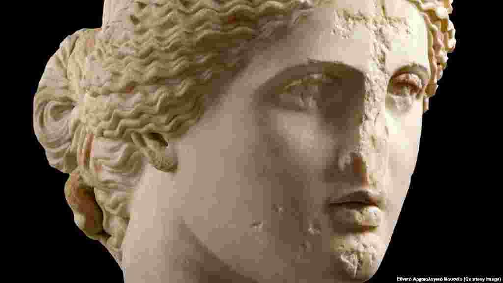 Κεφαλή της Αφροδίτης, 1ος αιώνας