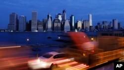 Hậu quả bão Sandy ở New Jersey, New York