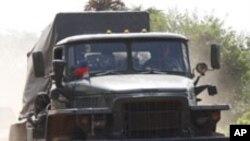 کمبوڈیا: کثیر الملکی امن فوجی مشقیں