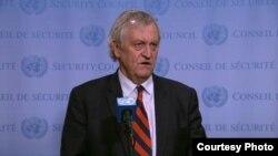 نیکولاس هیسم، نمایندۀ ویژۀ منشی عمومی ملل متحد در امور افغانستان
