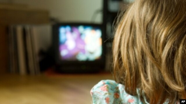 Four-year-olds' ability to concentrate, learn and solve problems slows after watching fast-paced cartoons, according to a new study.