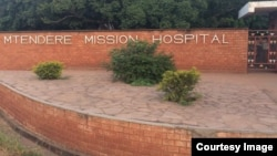 Mtendere Mission Hospital, Zambia