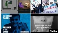 Jurnalistlərin müdafiəsi kampaniyası
