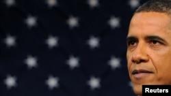 奧巴馬2012年1月24日發表國情咨文的資料照片
