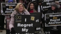 40 Years Later, US Abortion Opinions Remain Passionate