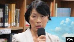 台灣文化部長龍應(資料照片)