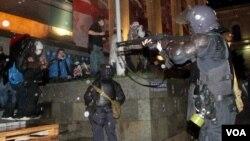 2011 წლის 26 მაისს აქციის დარბევა Human Rights Watch-ის ანგარიშში მოხვდა