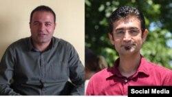 Murat Melet and Mahfouz Yildiz