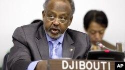 Djibouti president