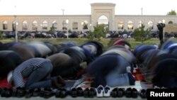 Toshkent masjidlarida (arxiv)