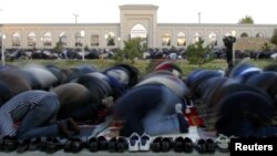 Toshkent masjidlarida