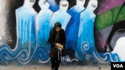 نقاشی دیواری، پدیدۀ نسبتاً نوی در جامعۀ افغانستان