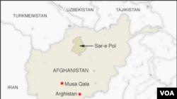 Sar-e Pol province, Afghanistan