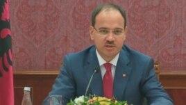 Kreu i ILDKP, Nishani ankim në Kushtetuese