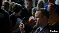 Den Skavino, direktor za društvene mreže u Beloj kući