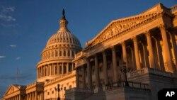 Trụ sở Quốc hội tại thủ đô Washington.