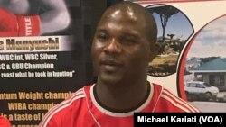 Charles Manyuchi Boxer